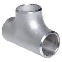 ¾ inch 316 Stainless Steel weld on Tees