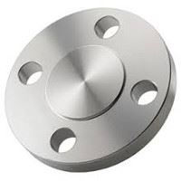¾ inch class 150 carbon steel blind flange