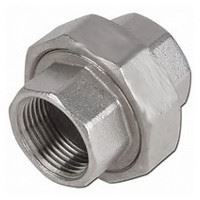 ½ inch NPT 304 Stainless Steel Union