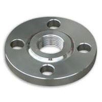 ¾ inch Threaded Class 150 304 Stainless Steel Flanges