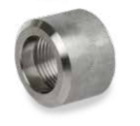 Picture of 1 inch class 3000 forged 304 Stainless Steel Half Couplings