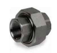 Picture of ⅜ inch NPT Class 3000 Forged Carbon Steel Union