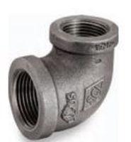 class 150 galvanized reducing elbow