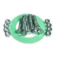Picture of Non Asbestos Ring Gasket and Nut Bolt Kit for 4 inch ANSI class 300 flange